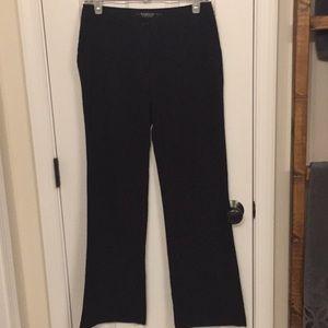 Rampage black dress pants